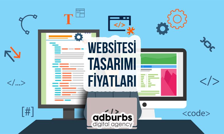 Websitesi Tasarımı Fiyatları