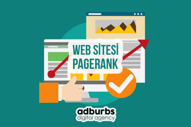 Web Sitesi Pagerank