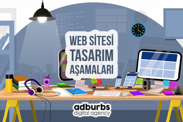 Web Sitesi Tasarım Aşamaları