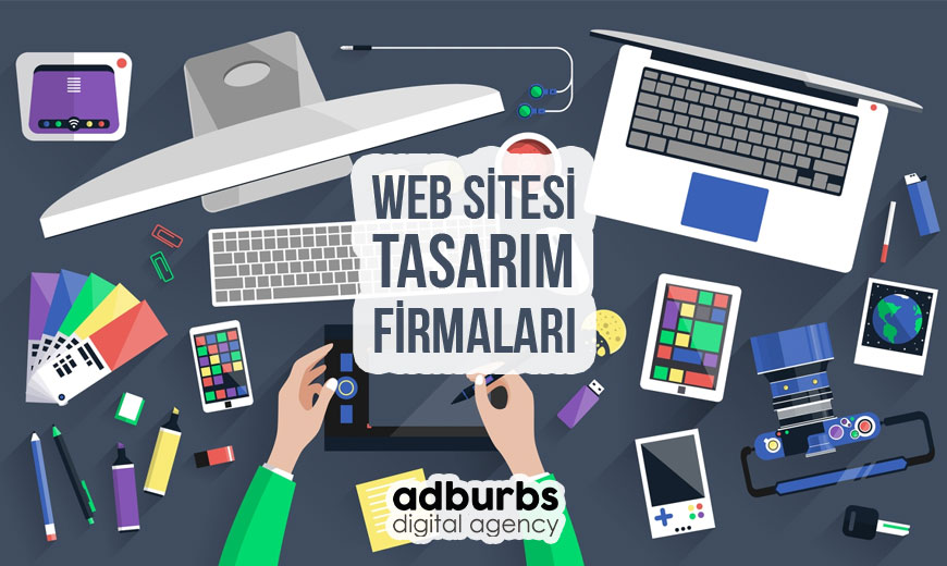 Web Sitesi Tasarım Firmaları